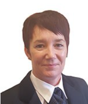 A picture of Wendy Green, a Funeral Director at R Banks Funerals.